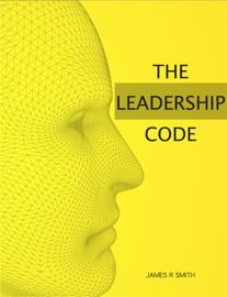 The Leadership Code book