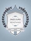 Onze Euro De Rekening