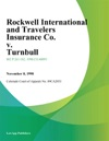 Rockwell International And Travelers Insurance Co V Turnbull