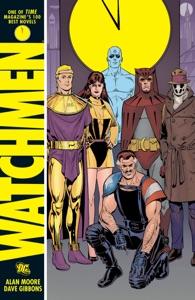 Watchmen: International Edition Book Cover