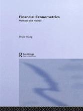 Financial Econometrics