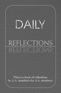 Daily Reflections Summary