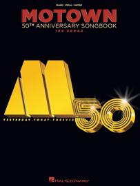 Motown 50th Anniversary Songbook book