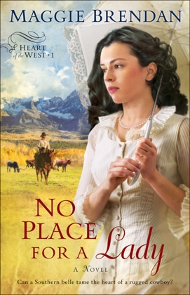 No Place for a Lady image