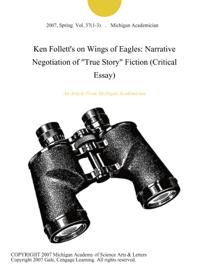 Ken Follett's on Wings of Eagles: Narrative Negotiation of