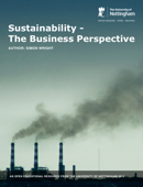 Sustainability - The Business Perspective