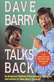 Dave Barry Talks Back PDF Download