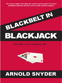 Blackbelt in Blackjack book