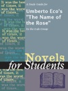 A Study Guide For Umberto Ecos The Name Of The Rose