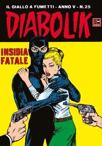 DIABOLIK (75) da Angela Giussani & Luciana Giussani