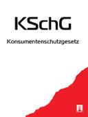 Konsumentenschutzgesetz - KSchG