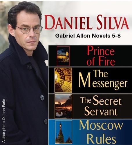 Daniel Silva - Daniel Silva Gabriel Allon Novels 5-8