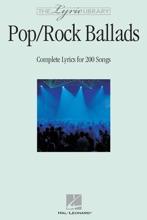The Lyric Library: Pop/Rock Ballads