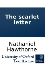 The scarlet letter is available for download from Apple Books.
