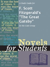 A Study Guide For F. Scott Fitzgerald's