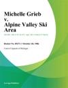 Michelle Grieb V Alpine Valley Ski Area