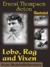 Lobo Rag And Vixen ILLUSTRATED