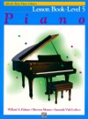 Alfreds Basic Piano Library - Lesson 5