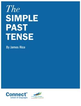 Are books written in past tense