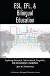 ESL EFL And Bilingual Education