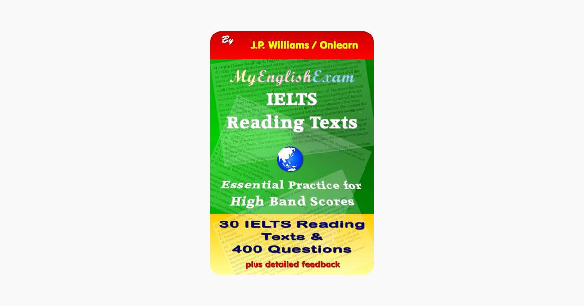 ‎IELTS Reading Texts: Essential Practice for High Band Scores