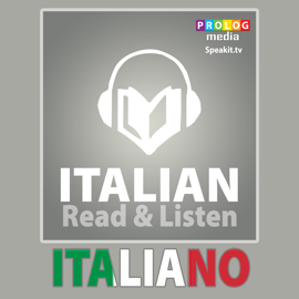 Italian phrase book | Read & Listen | Fully audio narrated (51005)