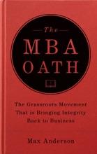 The MBA Oath