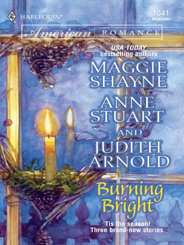 Maggie Shayne, Anne Stuart & Judith Arnold - Burning Bright