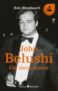 John Belushi Copertina del libro