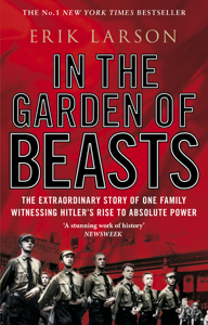 In The Garden of Beasts Cover Book
