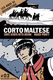 Corto Maltese - Corte sconta detta arcana #3