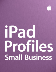iPad Profiles - Small Business Book Review