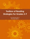 Toolbox Of Reading Strategies For Grades 3-9