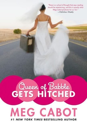 Queen of Babble Gets Hitched image