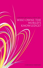 Who Owns The World's Knowledge?