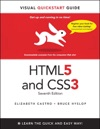 HTML5  CSS3 Visual QuickStart Guide 7e