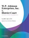 WP Atkinson Enterprises