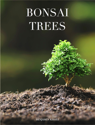 Bonsai Trees - Benjamin Kissée book