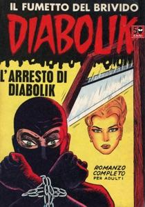 Diabolik #3 da Luciana Giussani & Angela Giussani