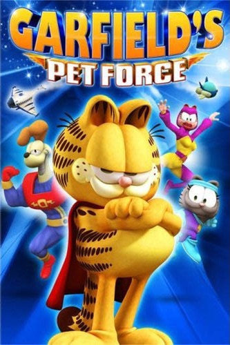 Garfield's Pet Force - Jim Davis & Mike Fentz - Jim Davis & Mike Fentz
