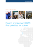 French Employment 2020: Five Priorities for Action