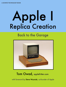 Apple I Replica Creation Buch-Cover