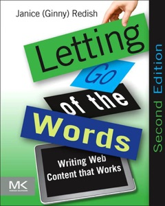 Letting Go of the Words Book Cover