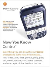 Now You Know Palm Centro