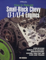 Download and Read Online Rebuild LT1/LT4 Small-Block Chevy Engines HP1393