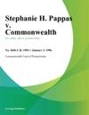 010396 Stephanie H Pappas V Commonwealth