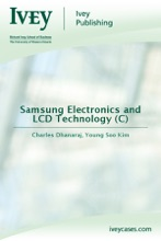 Samsung Electronics and LCD Technology (C)