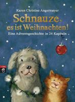 Karen Christine Angermayer - Schnauze, es ist Weihnachten artwork
