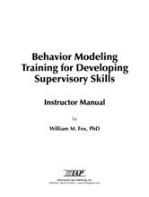 Behavior Modeling Training For Developing Supervisory Skills