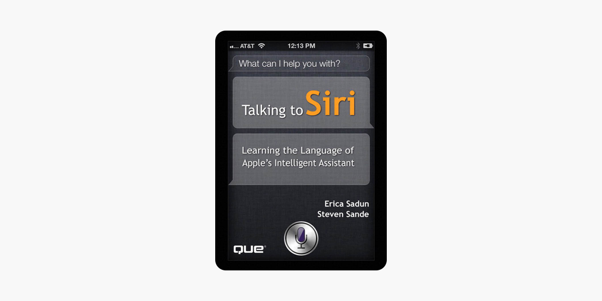 Talking to Siri: Learning the Language of Apples Intelligent Assistant